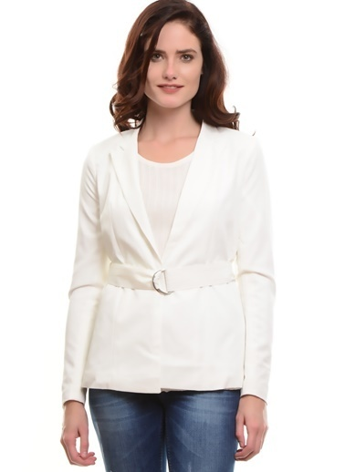 YAS Ceket Beyaz